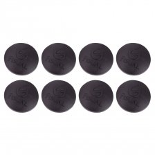 Fisual Round Adhesive Isolation Pads Pack of 8