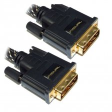 Fisual Hollywood DVI Cable 0.75m