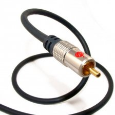Fisual Pro Install Series Subwoofer Cable 10m (Single)