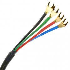 Fisual Havana FX Quad XL Bi-Wire Speaker Cable - Price Per Metre