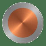 Silver Clad Copper