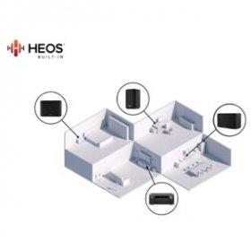 HEOS Built-in Multi-Room