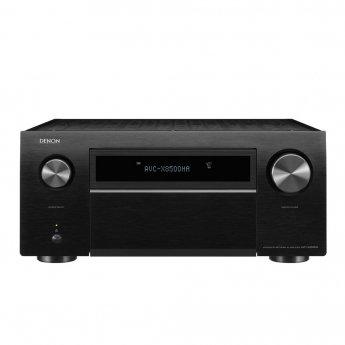 Denon AVC-X8500HA Black 13.2 Channel 8K AV Surround Amplifier