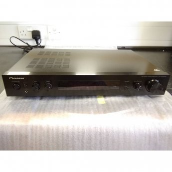 Pioneer SX-S30DAB Black Slimline Network Stereo Receiver