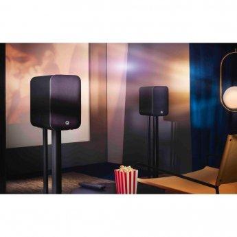 Q Acoustics M20 Black HD Wireless Music System