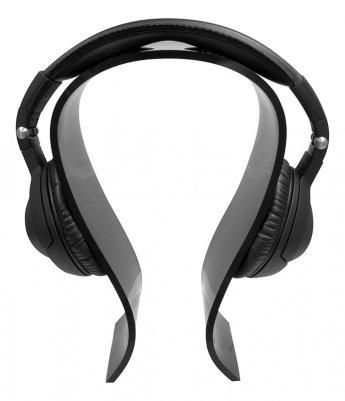 Fisual Black Acrylic Universal Headphone Stand