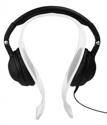 Fisual Clear Acrylic Universal Headphone Stand