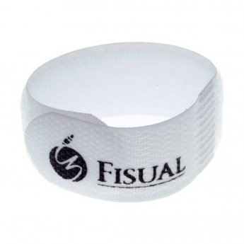 Fisual Chunky Cable Ties White 40 Pack
