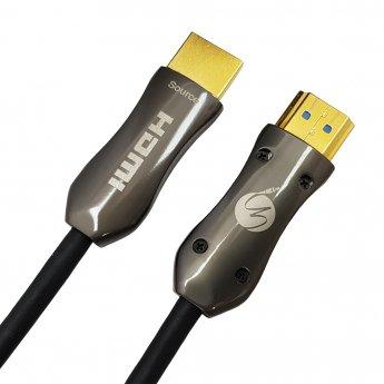 Fisual Fibre Optic 4K HDMI Cable 100m