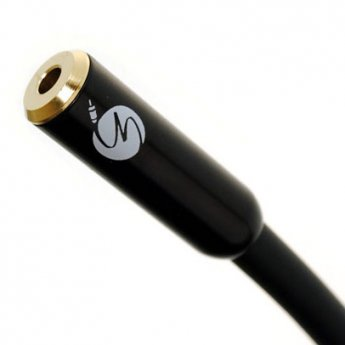 Fisual S-Flex 3.5mm Jack Socket Black