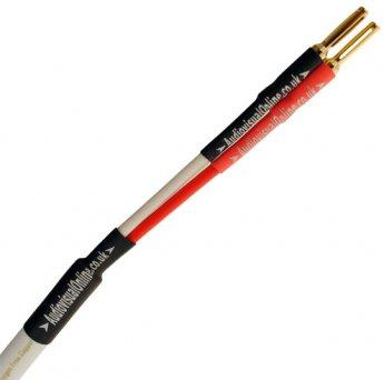 Fisual S-Flex Studio Grade White Speaker Cable 2 x 4mm - Price Per Metre