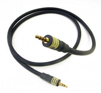 Fisual Super Pearl 3.5mm Stereo Jack Cable 0.5m