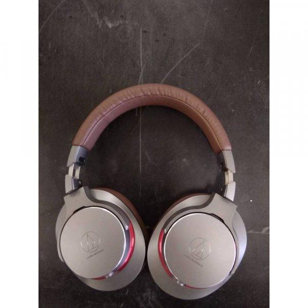 Audio Technica ATH-MSR7B Gun Metal Hi-Res Headphones