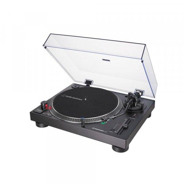Audio Technica AT-LP120X Direct Drive Black USB Turntable