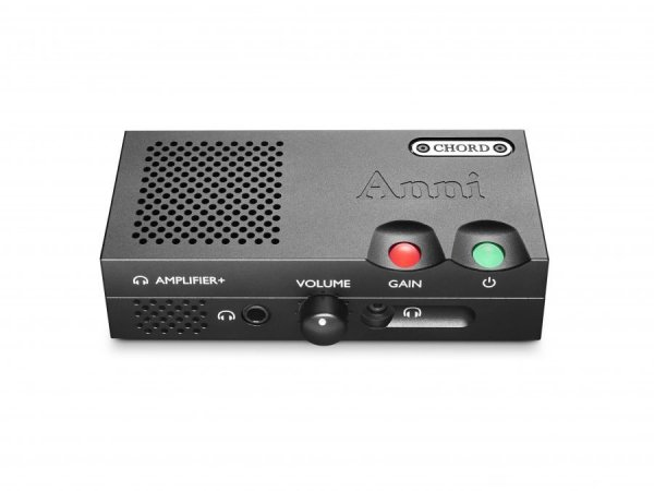 Chord Electronics Anni Black Integrated Stereo Amplifier