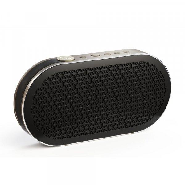 DALI KATCH G2 Iron Black Portable Bluetooth Speaker