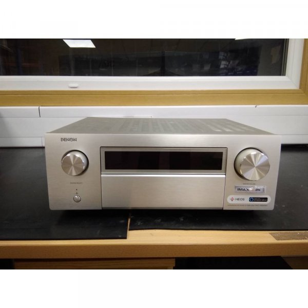 Denon AVC-X6500H Silver 11.2 Channel AV Surround Amplifier