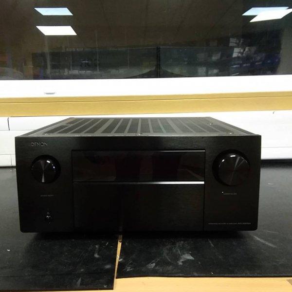 Denon AVC-X8500H Black 13.2 Channel AV Surround Amplifier