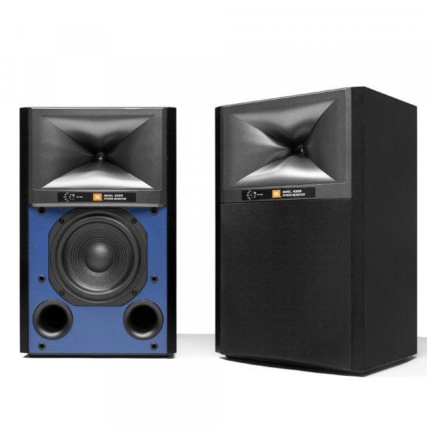 JBL 4309 Black Bookshelf Speakers (Pair)