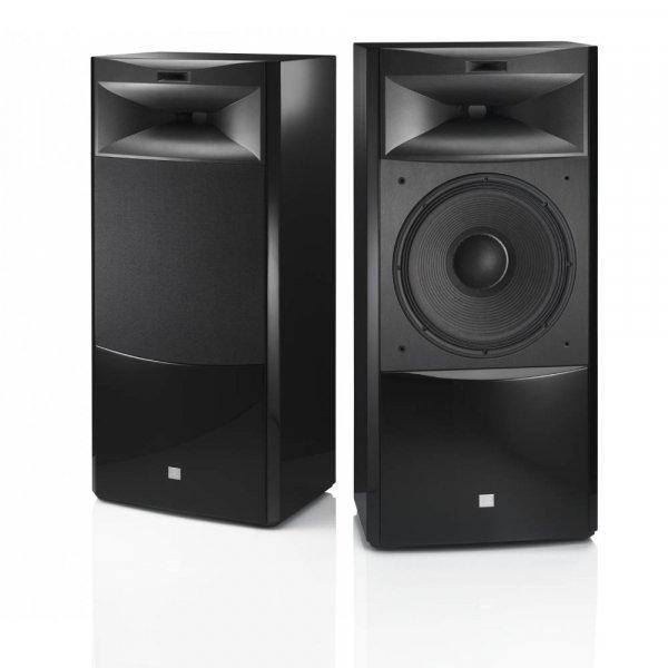 JBL S4700 Black Floorstanding speakers (Pair)