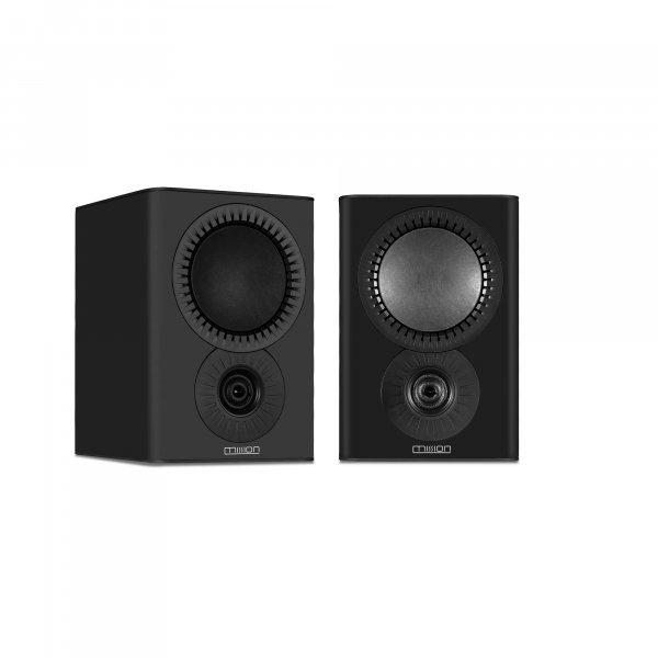 Mission QX-1 MkII Black Bookshelf Speakers (Pair)