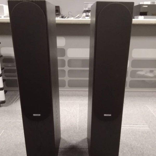 Monitor Audio Silver 300 Black Oak Floorstanding Speaker (Pair)