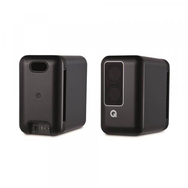 Q Acoustics Q Active 200 Black Wireless System Speakers