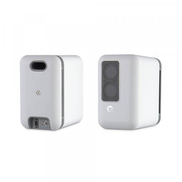Q Acoustics Q Active 200 White Wireless System Speakers