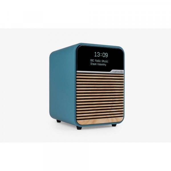 Ruark Audio R1 MKIV Beach Hut Blue Limited Edition Deluxe Bluetooth Radio