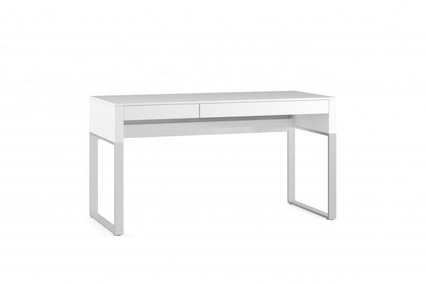 Cascadia 6201 Desk Smooth Satin White