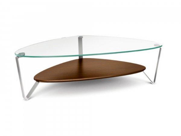 Dino 1343 Coffee Table Chocolate Stained Walnut