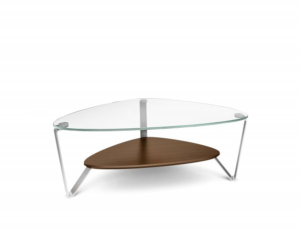 Dino 1344 Small Coffee Table Chocolate Stained Walnut