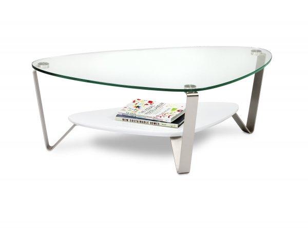 Dino 1344 Small Coffee Table Gloss White