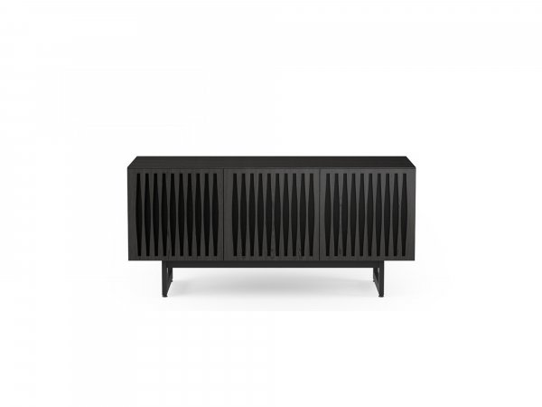 Elements 8777-ME Media Cabinet Tempo / Charcoal