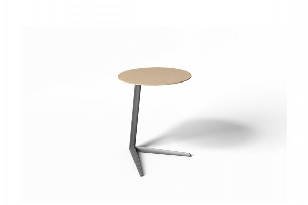 Milo 1055 Laptop Table Drift Oak