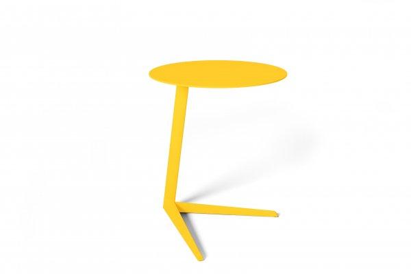 Milo 1065 Laptop / Side Table Lemon