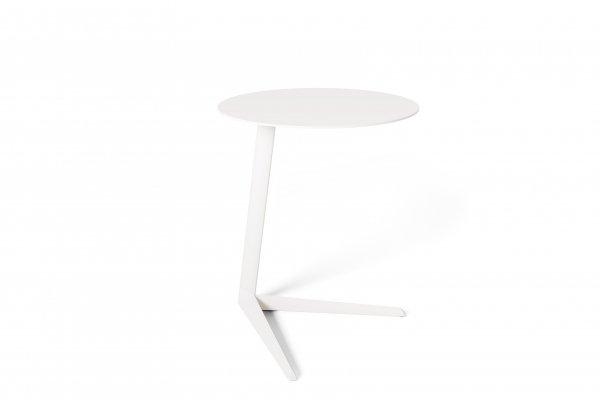Milo 1065 Laptop / Side Table Salt