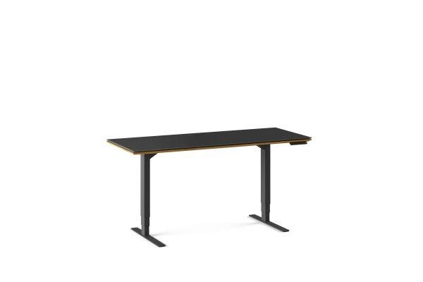 Sequel 20 6151 Lift Standing Desk Natural Walnut