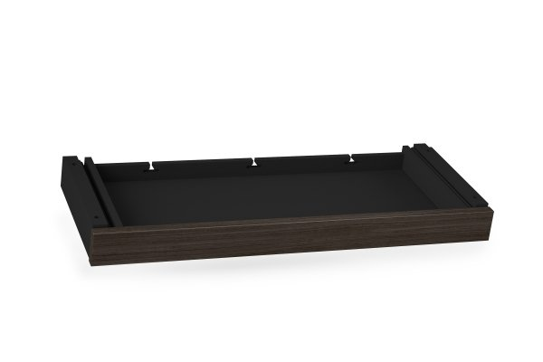 Sequel 20 6159 Keyboard / Storage Drawer (For 6151 & 6152) Charcoal Stained Ash