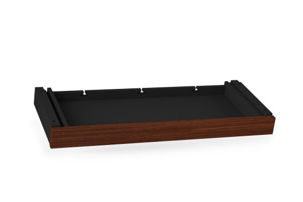 Sequel 20 6159 Keyboard / Storage Drawer (For 6151 & 6152) Chocolate Stained Walnut