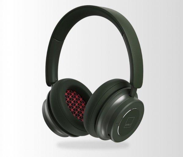 DALI IO-4 Army Green Wireless Headphones