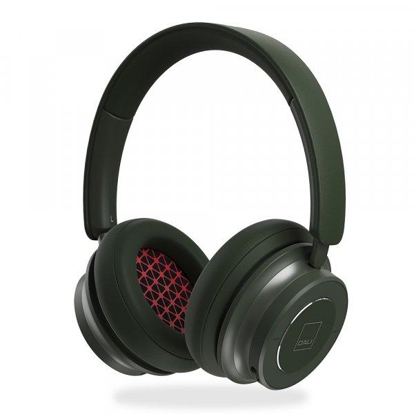 DALI IO-6 Army Green Wireless Noise Cancelling Headphones