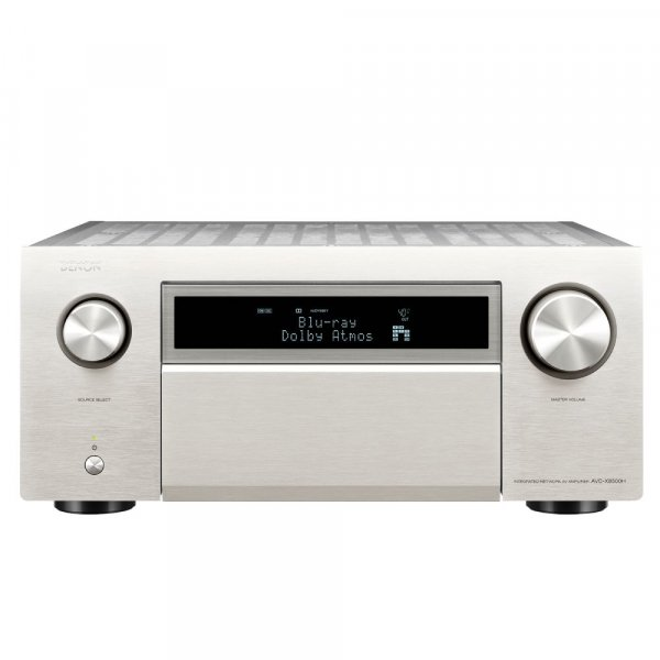 Denon AVC-X8500HA Silver 13.2 Channel  8K AV Surround Amplifier