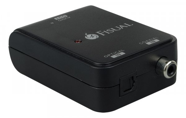 Fisual DAC-2000 Digital To Analogue Audio Converter
