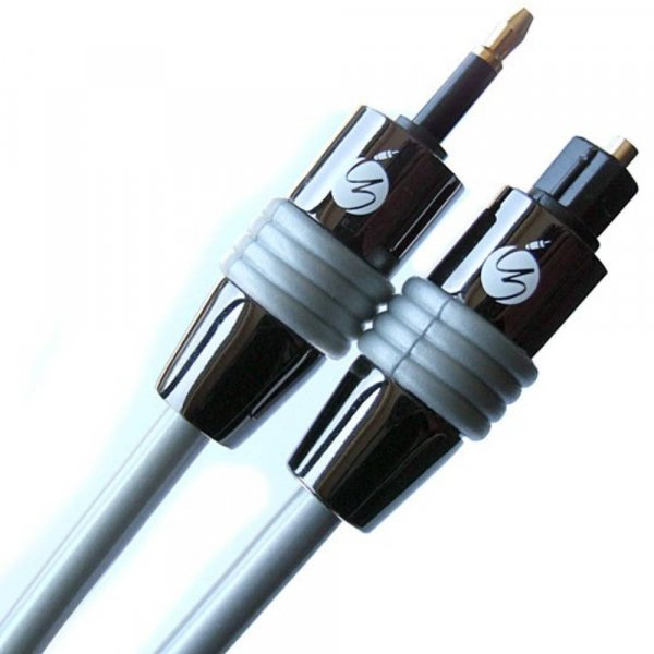 Fisual Pro Install Series Mini Toslink to Standard Toslink Cable 5m