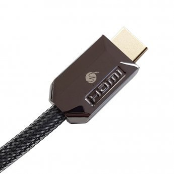 Fisual Hollywood Ultimate MK2 Ultra High Speed HDMI Cable 0.6m