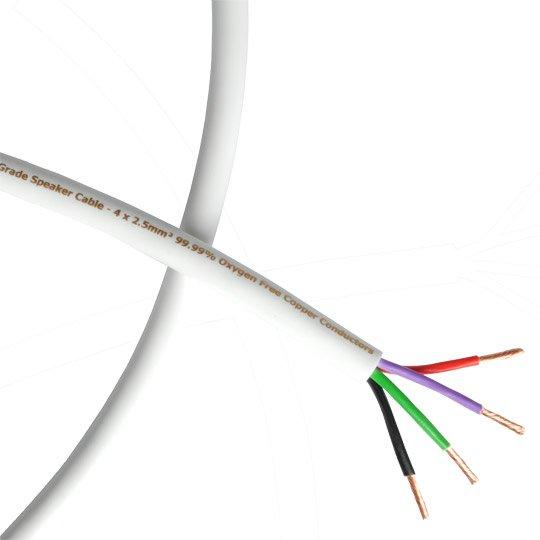 Pre-Stripped - Bare Wire (x4)