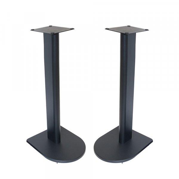 Fisual Dynami Uno Matte Black Speaker Stands 750mm (Pair)