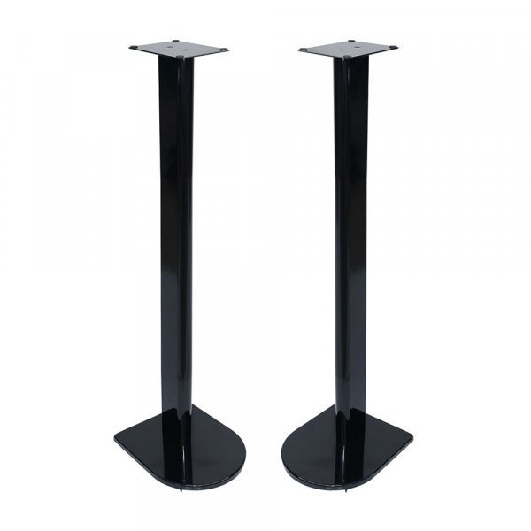 Fisual Dynami Uno Gloss Black Speaker Stands 900mm (Pair)