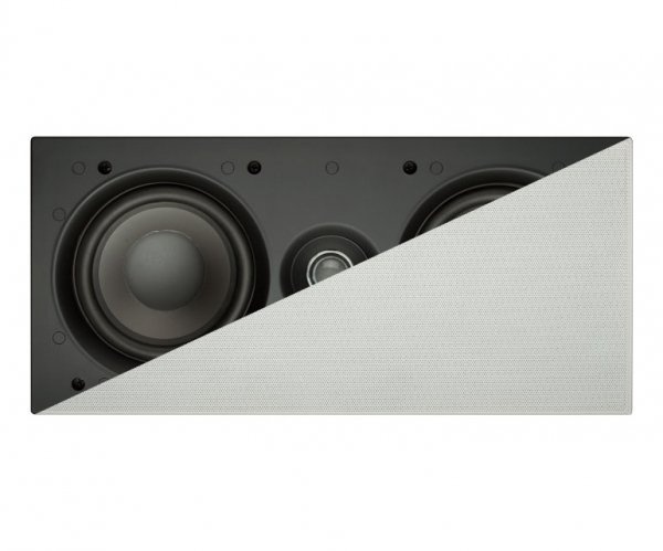 Fisual HC-LCR Home Cinema LCR In Wall Speaker (Single)